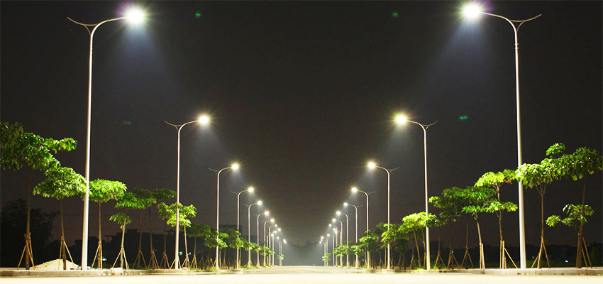 Illuminazione a led per esterni l italia si illumina di for Luci a led per casa