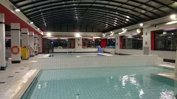 Due piscine
